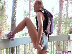Compilation of teens caught peeing outdoors