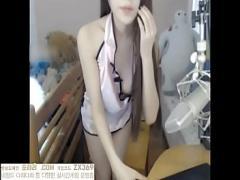 Play stream video category asian_woman (890 sec). BJ라라 이렇게 이쁜애가 딜도 플리에를 하네.