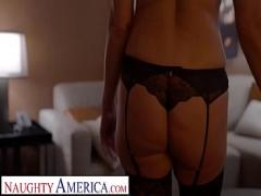 Best x videos category lingerie (802 sec). Naughty America Reagan Foxx roleplays as naughty step mom before fucking.