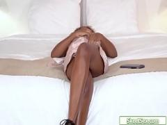 Nice video link category interracial (430 sec). Tiny ebony rammed by a huge white cock.