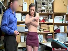 Watch erotic category anal (430 sec). Teen babe analed by officer for stealing.