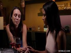 Embed porno category lesbian (375 sec). Cheerleaders having slumber party - Jade Nile, Maya Bijou.