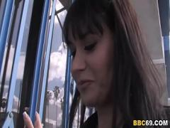 Sexy seductive video category big_cock (489 sec). Eva Karera Gets Slammed By Big Black Cock.