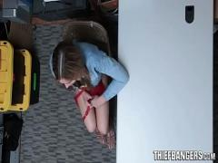 Super x videos category teen (489 sec). Busty Blonde Teen Babe Blair Williams Banged By LP Officer For Stealing.