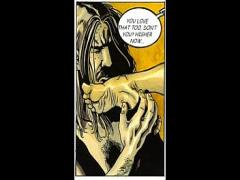 Cool erotic category big_tits (302 sec). Huge Breast Evil Mistress Sex Comic.