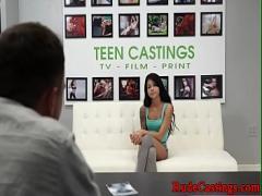 Full film category bdsm (600 sec). Tattooed teen hardfucked at brutal casting.