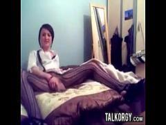 Free erotic category real_amateur (574 sec). Horny Teen Webcam Girl.
